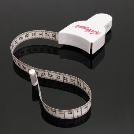 60 Inch 150cm Body Fitness Measuring Tape Retractable Ruler