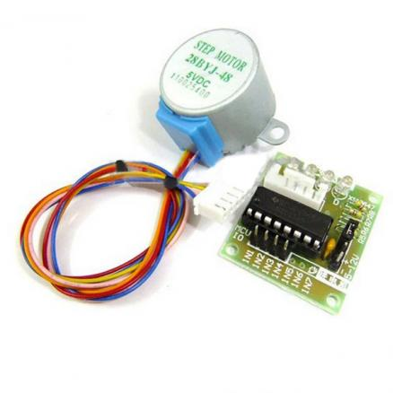 5Pcs DC 5V 4 Phase 5 Wire Stepper Motor With ULN2003 Driver Board