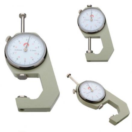 Pocket Thickness Gauge Precision Measurement Tool 0 to 20mm