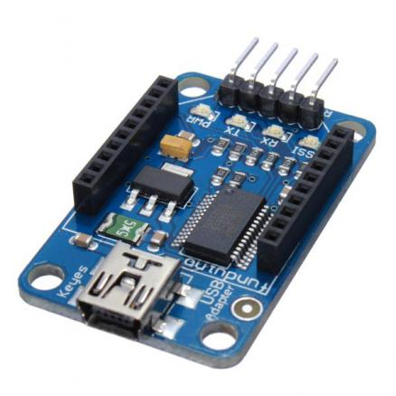 USB To Serial Port Adapter For XBee Bluetooth Bee Arduino