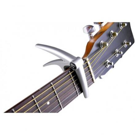 Flanger Aluminum Guitar Capo for 6-String Acoustic Electric Guitar