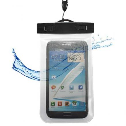 Universal Waterproof Underwater Pouch Case Cover For iPhone