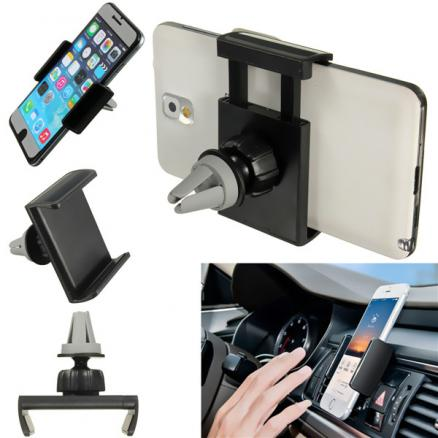 Universal Car Air Vent Mount Cradle Stand Holder For iPhone Cellphone