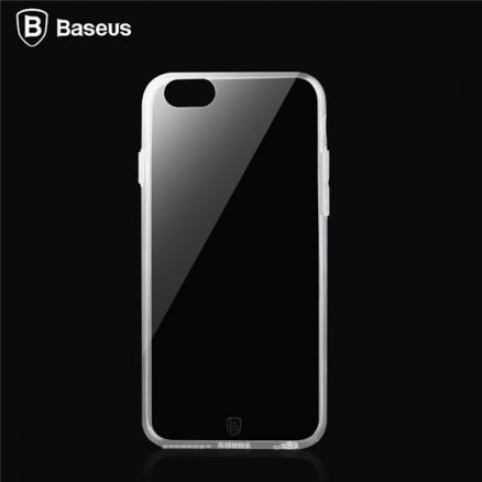 BASEUS 0.7mm Ultrathin Soft TPU Back Cover Case For Apple iPhone 6 6S 6 Plus 6S Plus