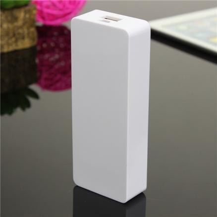 USB 2X18650 Battery Power Bank DIY Charger Box For iPhone