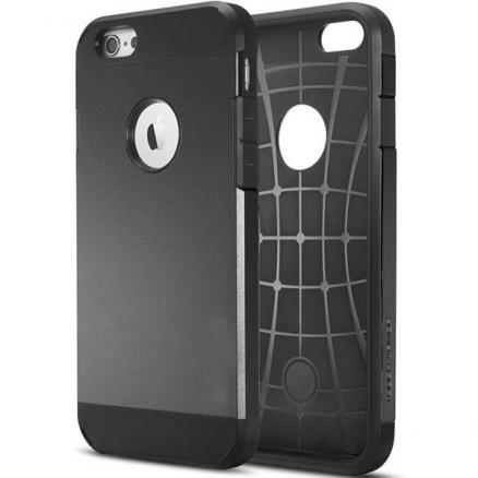 Armor PC TPU Back Cover Case Protector For iPhone 6