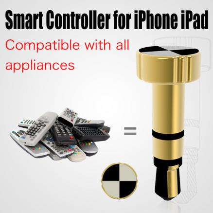 Portable Infrared Remote Control Dustproof Plug For iPhone 6S Plus 6S