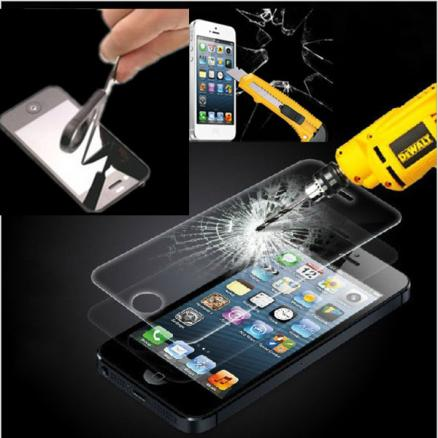 0.26mm Gorilla Glass Tempered Screen Protector Film For iPhone 6 6s 4.7 Inch