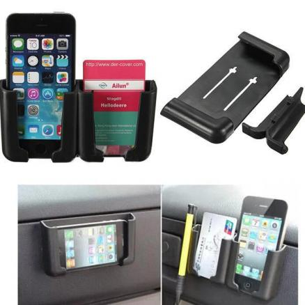 Universal Mutifunctional Car Mount Storage Holder For iPhone