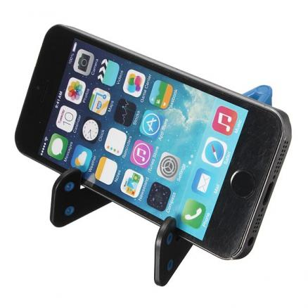 Universal Foldable Stand Holder + Winder For iPhone Smartphone Tablet