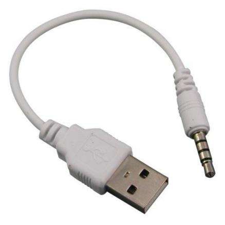 Usb Cable Sync Charger Cord For iPod Shuffle 2nd Gen