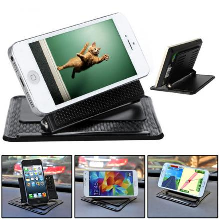 Universal Car Dashboard Mount Holder Non-slip Pad Mat For iPhone