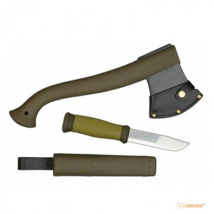 Набор Morakniv Outdoor Kit MG, нож Morakniv 2000