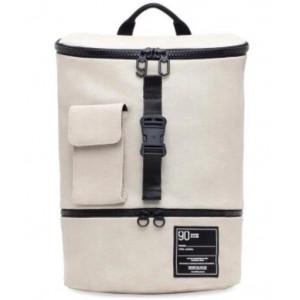 Влагозащищенный рюкзак Xiaomi 90 Points Fashion Chic Backpack Waterproof White (Size M)