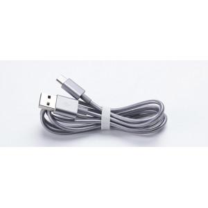Кабель Xiaomi USB Type-C Mi Metal Cable Silver