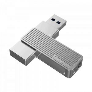 USB-Flash накопители Xiaomi Jessis U Disk Type-C and USB 3.1 Silver 32Gb