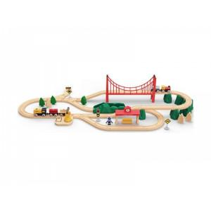 Детский конструктор Xiaomi Track Building Block Electric Train Set
