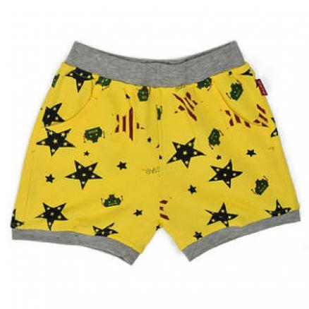 Star Pattern Summer Shorts (3529843)