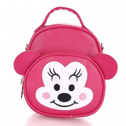 Cartoon Mouse Pattern Backpack (4834464)