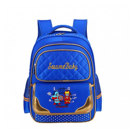 Polka Dots Letters Pattern Backpack (4842092)
