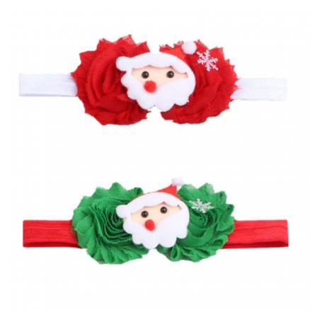 Cartoon Santa Claus Headband (3901542)