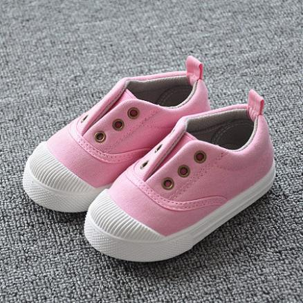Several Colors Girls Boys Canvas Shoes (3432480)