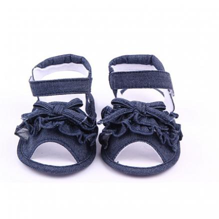 Denim Soft-soled Infant Sandals (3433415)