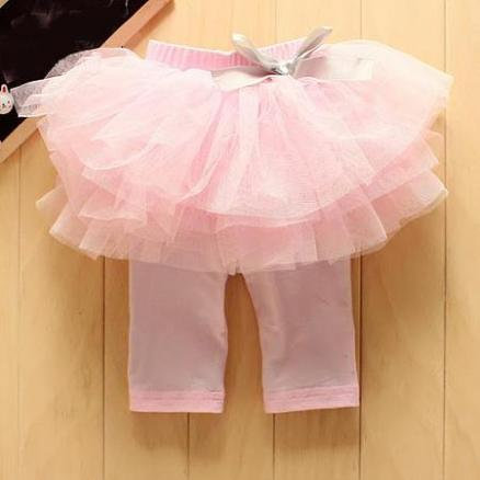 Adorable Sweet Baby Girls Pantskirt (3440590)