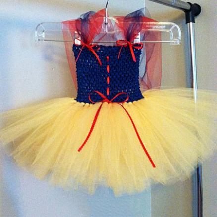 Snow White Baby Tutu Dress Baby Photo Props (3932220)