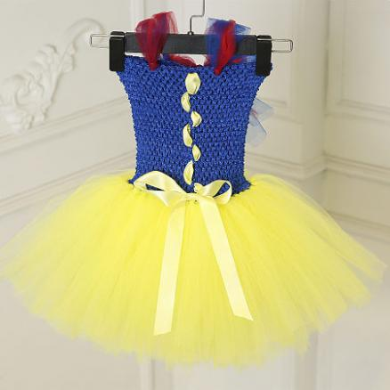 Snow White Baby Tutu Dress Baby Photo Props (3932972)