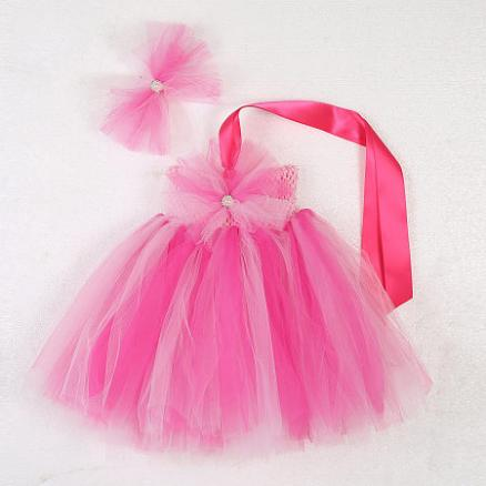 Princess Baby Tutu Dress Baby Photo Props (3933633)