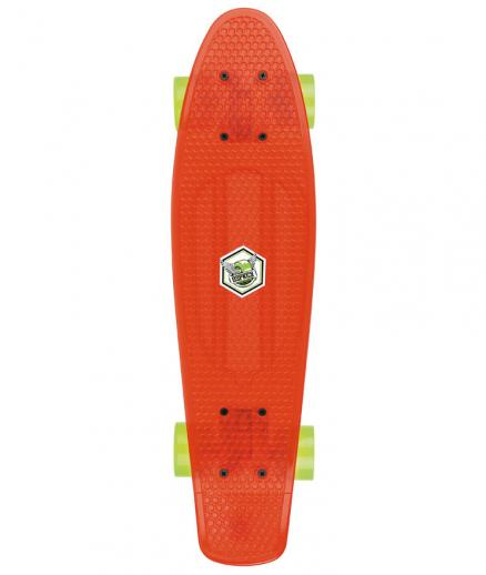 "Лонгборд Osprey 22"" Retro PC Mini Cruiser Red"