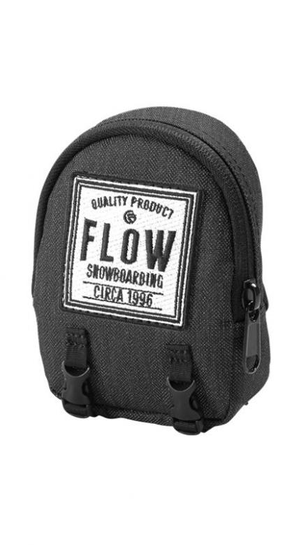 Сумка Flow Strap Stash Black