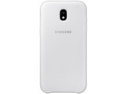 Чехол SAMSUNG (Dual Layer Cover для Galaxy J5 (2017)  белый)