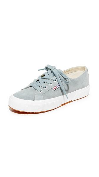 Superga 2750 Cotu Suede Sneakers