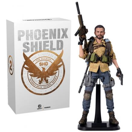 Ubisoft Tom Clancys The Division 2. Коллекционный набор Phoenix Shield