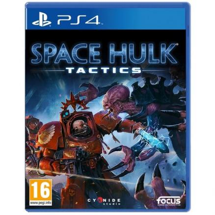 Space Hulk Tactics PS4, русская версия