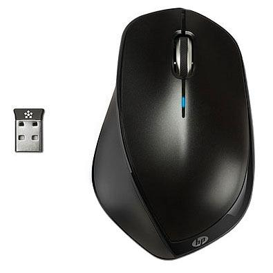Компьютерная мышь HP X4500 Wireless Mouse black (H2W26AA)