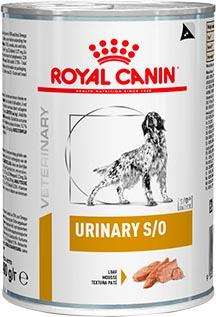 Влажный корм Royal Canin Urinary s/o диета для собак  0,2 кг