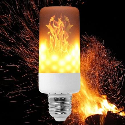 E27 Flame Effect LED Light Bulb