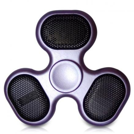 LED Bluetooth Speaker Musical Triangle Fidget Spinner