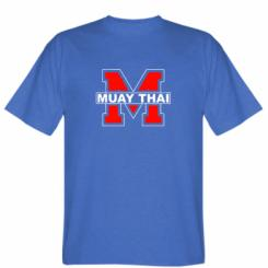 Футболка Muay Thai Big M