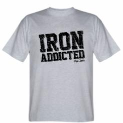 Футболка Iron Addicted