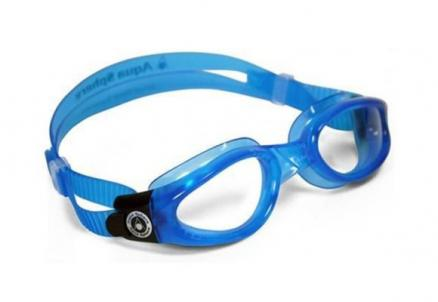 Очки Для Плавания Aquasphere Kaiman Junior Light Blue Прозрачные Линзы
