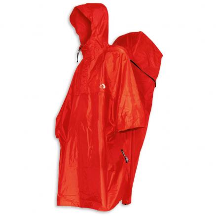 Плащ Tatonka Poncho 2 Red