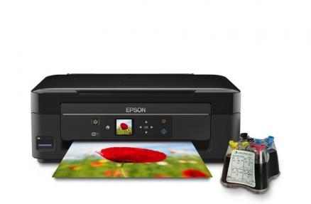 МФУ Epson Expression Home XP-332 с СНПЧ