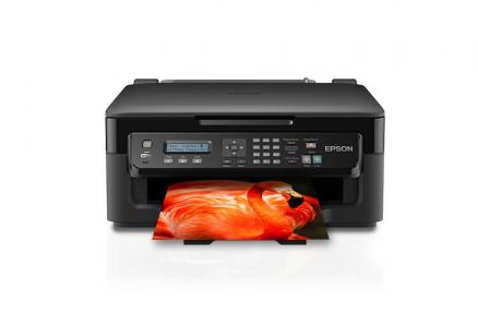 МФУ Epson Workforce WF-2510WF