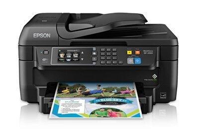 МФУ Epson Workforce WF-2660 Refurbished by Epson