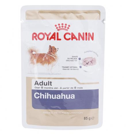 Пауч Royal Canin Adult Chihuahua для Чихуахуа, 85 г