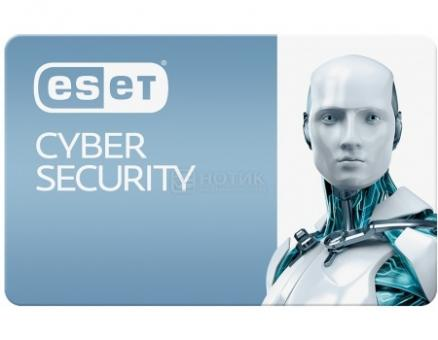Электронная лицензия ESET NOD32 Cyber Security для macOS - лицензия на 1 год
